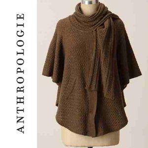 EUC Anthropologie Sparrow Wool Cardigan